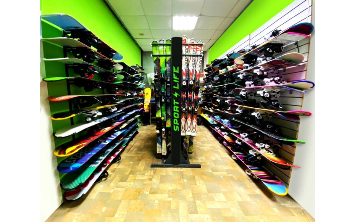 Прокат оборудования для спорта и отдыха Sport Life.