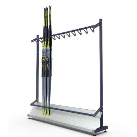 Стойка «Стандарт» для беговых лыж, односторонняя.