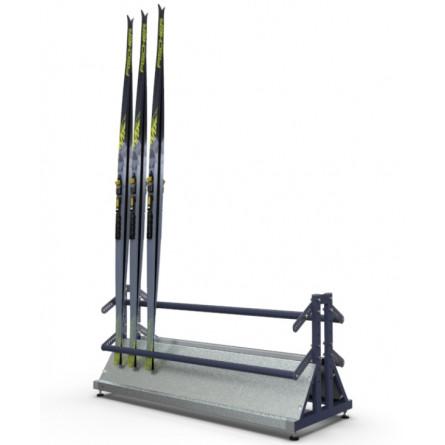 Тумба «Стандарт» для беговых лыж, двухсторонняя.