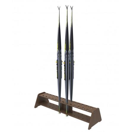 Фанерная тумба для беговых лыж.