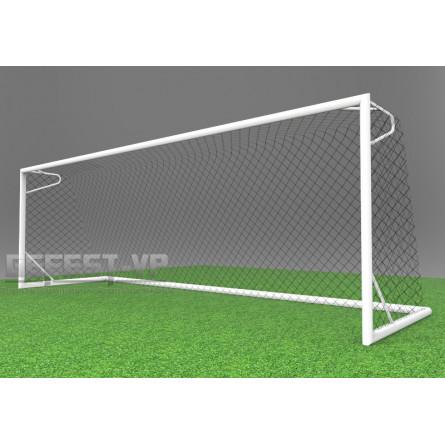 Ворота для футбола: алюминиевые, переносные.  АП-7102.