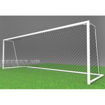 Ворота для футбола: стальные, переносные.  СП-7101.