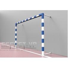 При стенные, стационарные ворота для мини-футбола, гандбола