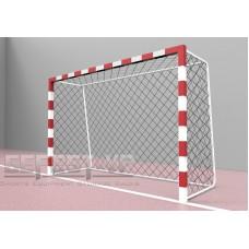 Стальные, переносные ворота для гандбола