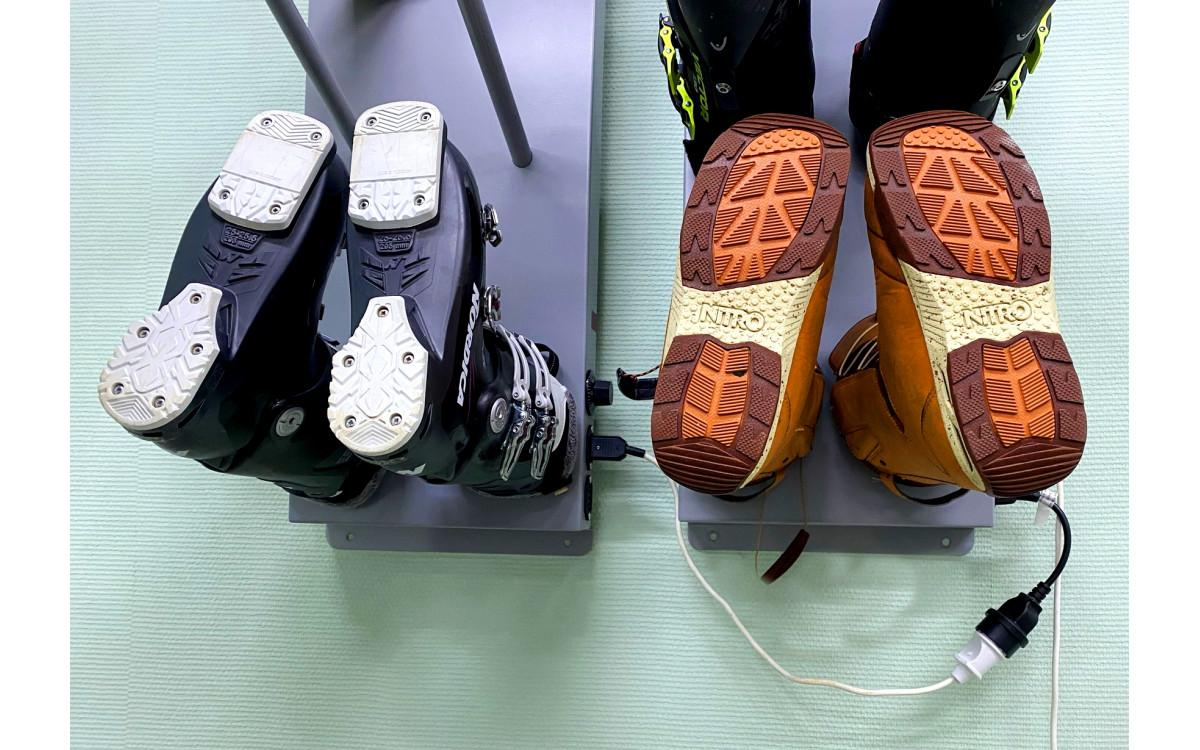 """Сушилка для обуви """"СЛ3-Эко""""."""