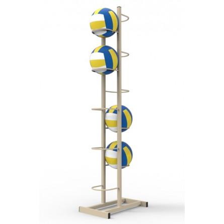 Стойка «Эконом» для мячей, двухсторонняя.