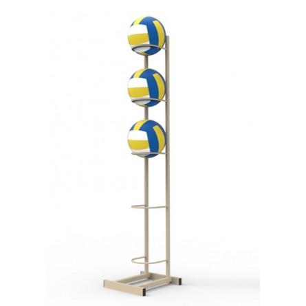 Стойка «Эконом» для мячей, односторонняя.
