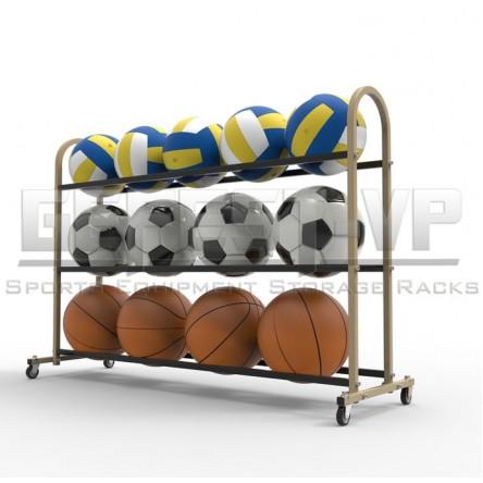 Тележка для хранения мячей
