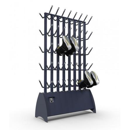 Сушильный стеллаж «СЛ1-Стандарт» для обуви, двухсторонний.