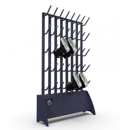 Сушильный стеллаж «СЛ1-Стандарт» для обуви, односторонний.
