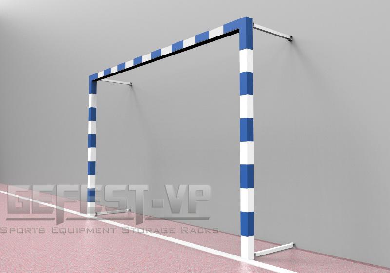 Ворота для минифутбола, гандбола